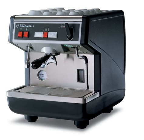 Coffee Maker Simonelli nuova simonelli appia commercial 1 espresso machine