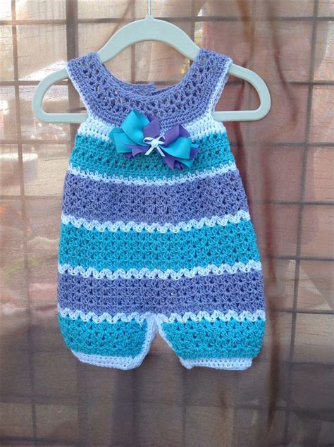 pattern jumpsuit baby crochet baby boy romper pattern free squareone for