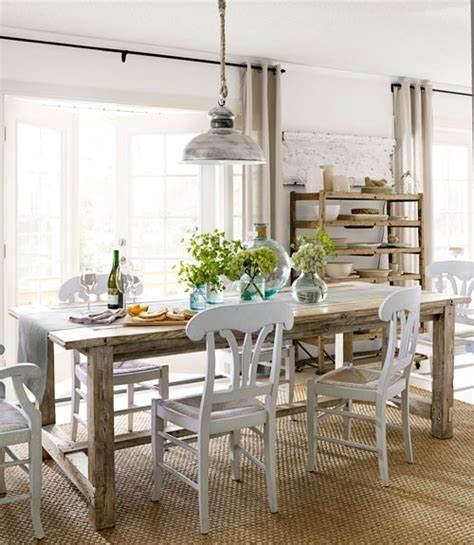 cottage dining room cottage of the week north carolina cottage home bunch