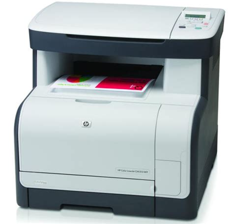 Hp Color Laserjet Cm1312nfi Multifunction Printer Pricel L