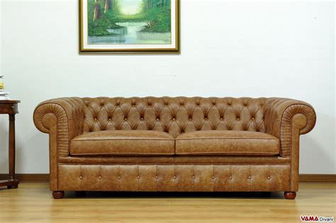 Chesterfield 2 Maxi Seater Sofa Two Large Cushions Chesterfield Sofa Brown