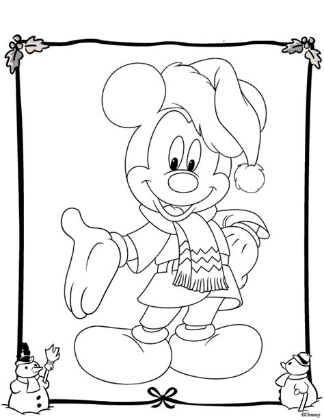 cartoon characters christmas coloring pages az coloring