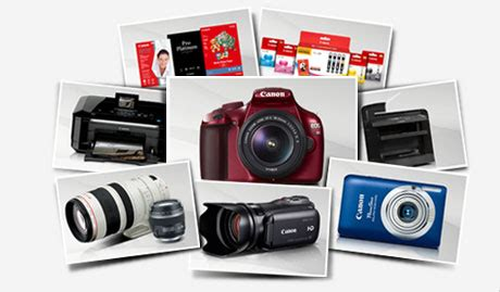 canon products canon