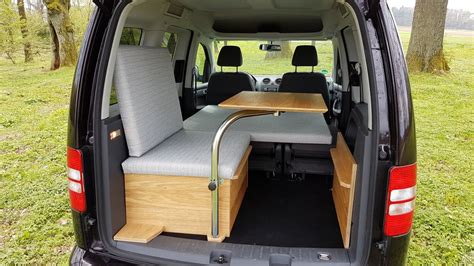 Galerry vw caddy maxi camper