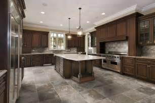 kitchen flooring ideas porcelain tiles floor