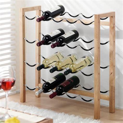 porte bouteille de vin design thisga