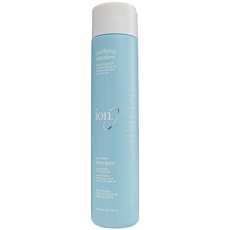 malibu hair treatment for iron ion hard water shoo