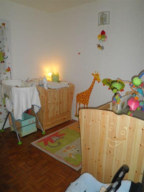 chambre bébé jungle chambre jungle