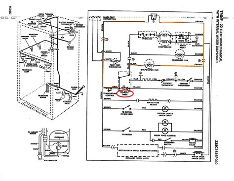 refrigeration wiring schematics wiring diagram with