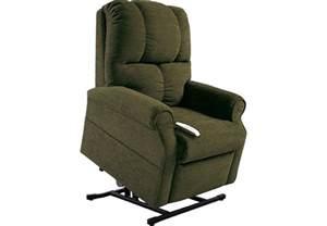 baytown lift chair recliner recliners green