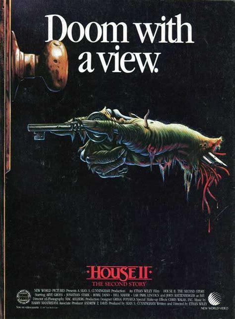 house ii the second story 1987 imdb house ii the second story movie posters from movie poster