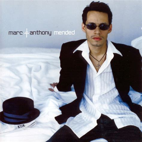 A Marc by Marc Anthony Mended Lyrics And Tracklist Genius