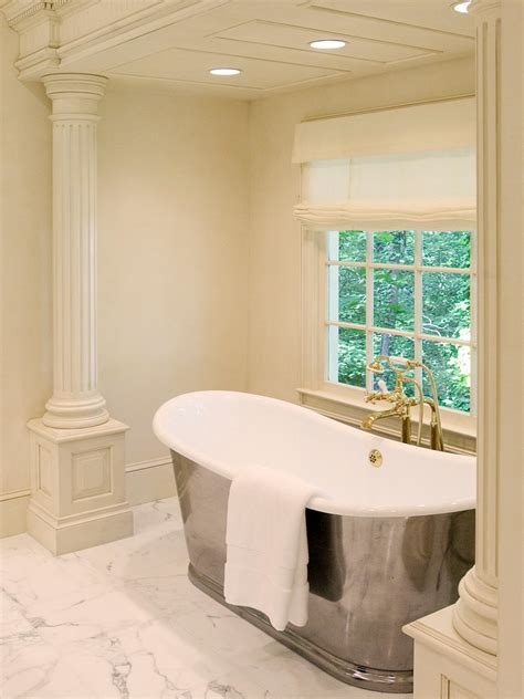 bathtubs with showers dreamy tubs and showers bathroom ideas designs hgtv