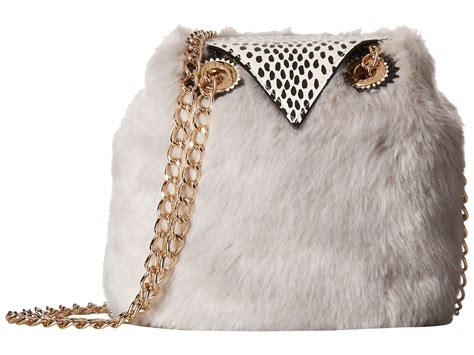 Give A Betsey Johnson by Betsey Johnson Give A Hoot Owl Crossbody At Zappos