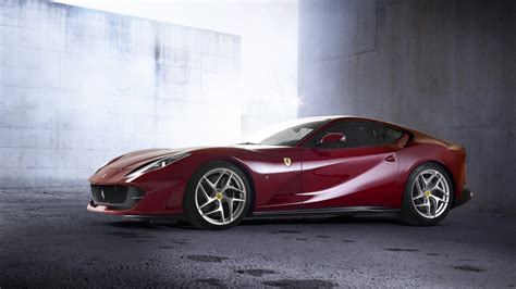 wallpaper ferrari 812 superfast sports cars 4k