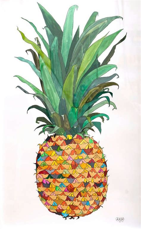 pineapple wallpaper pinterest pineapple art pineapples pinterest illustrations