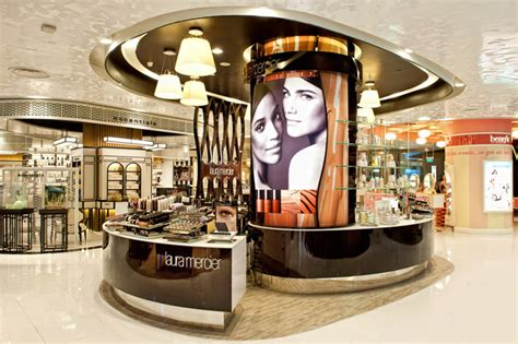 Shop Singapore Lipstick glamshops visual merchandising shop reviews mercier shop at tangs by co