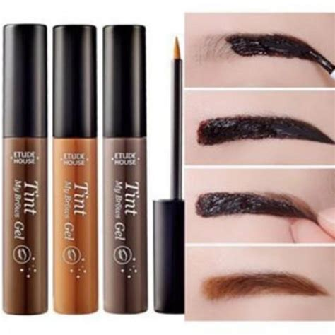 Etude Eyebrow Tint etude house tint my brow gel eyebrow dye last end 4