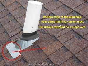 How To Properly Vent A Bathroom Plumbing Vent Boots Internachi Inspection Forum