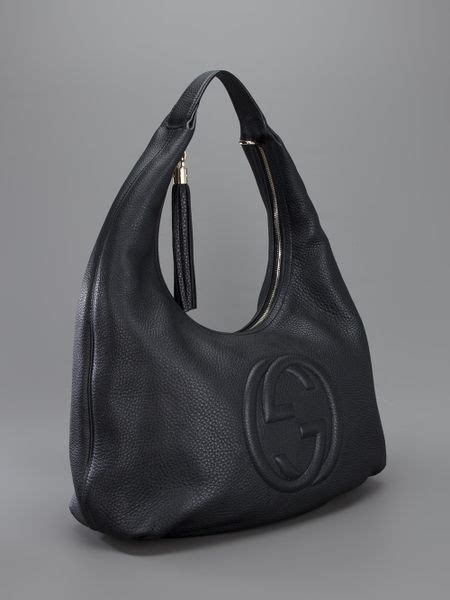 Sho Hobo gucci soho hobo tote in black lyst