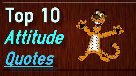 Positive Attitude Quotes - Top 10 Attitude Quotes by Brain ...