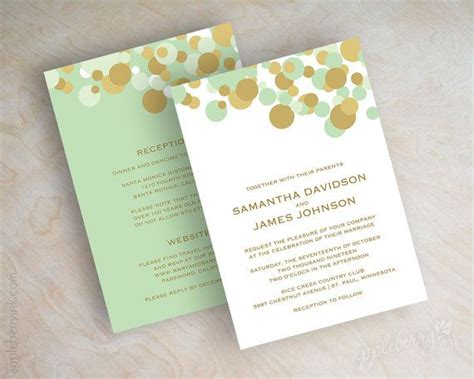mint green and pink wedding invitations mint green and gold polka dot wedding invitations wedding minted wedding invites moritz flowers