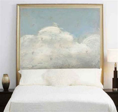 headboard art art as headboard 8 inspiring beds