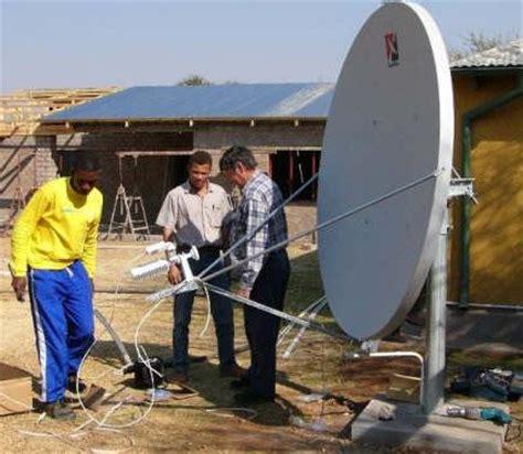 vsat installer namibia