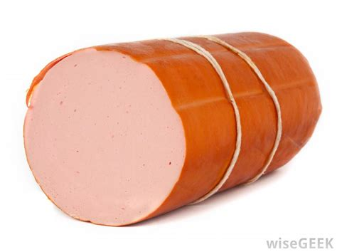 Attractive Olive Loaf #3: Bologna-against-white-background.jpg