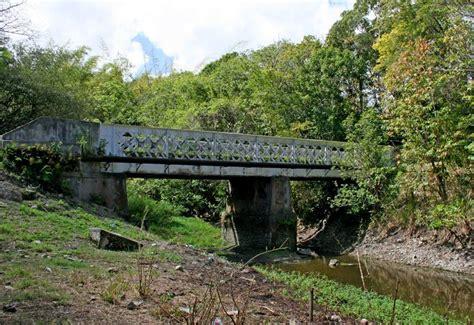 Pont A Treillis by Pont D Eau Blanche Le Moule Guadeloupe Tourisme