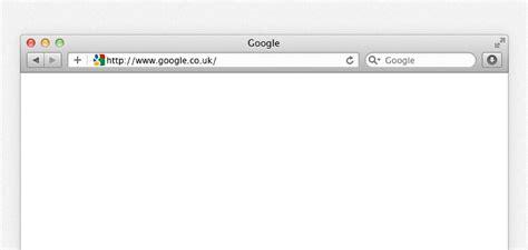safari browser chrome psd