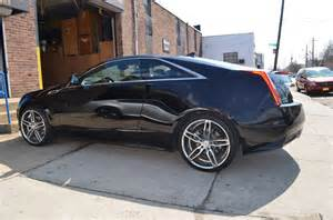 Cadillac Cts Chrome Wheels Cadillac Cts Kenzi Chrome Gwg Wheels