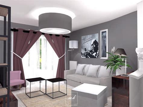 Decoration Interieur Moderne by Davaus Net Salon Ambiance Moderne Avec Des Id 233 Es