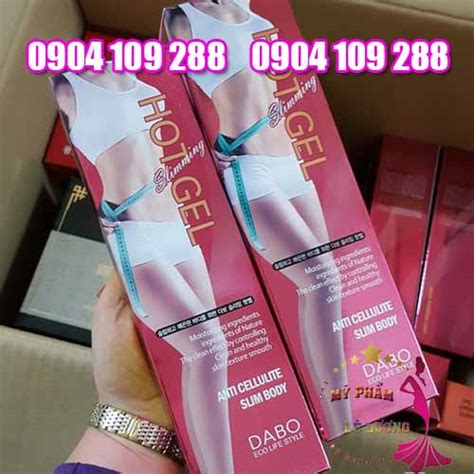 dabo slimming hot gel reviews slimming hot gel dabo h 224 n quốc ch 237 nh h 227 ng nhập khẩu sỉ lẻ