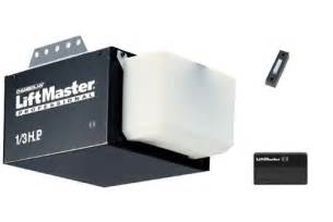 1 3 Hp Garage Door Opener Black Friday Liftmaster 1345 Contractor Series 1 3 Hp Chain Drive W O Rail Assembly Cyber Monday