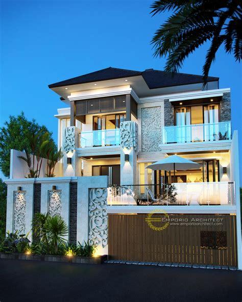 desain rumah villa mewah desain rumah mewah 1 dan 2 lantai style villa bali modern