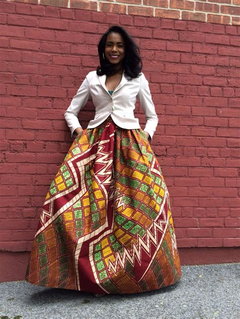 african attire skirt 292 best african fashion skirts images on pinterest
