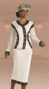 donna vinci 13103 womens knit church suit french novelty
