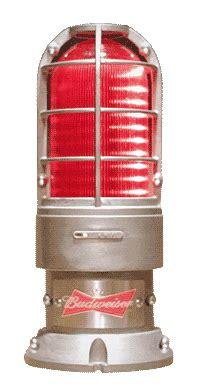 bud light red light budweiser red lights budweiser red light