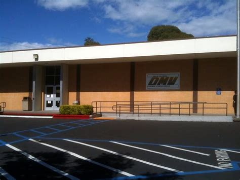 motor vehicles office outside corte madera dmv loc california department