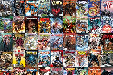 new titles from dc comics fall 2014 and spring 2015 dc comics new 52 edges towards landmark 52nd cancellation