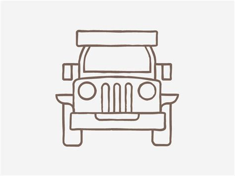 philippines jeepney drawing jeepney by anjo cerde 241 a dribbble