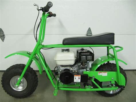 green doodle bug mini bike rod db30 minibike stuff