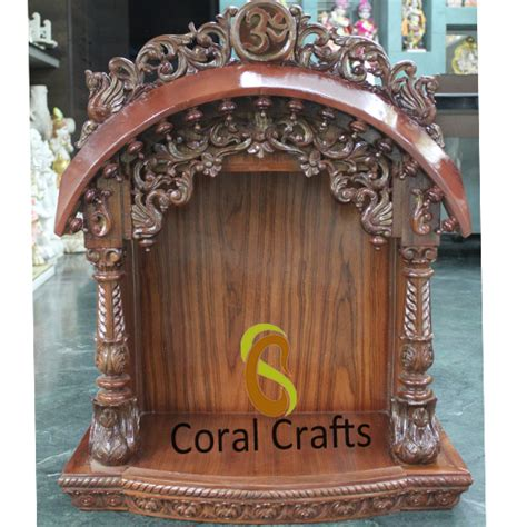 buy wooden wall hanging temple exporter supplier
