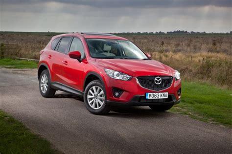 Mazda Uk Adding Models To Cx 5 Lineup Autoevolution