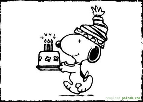 happy birthday snoopy coloring pages snoopy coloring pages happy birthday happy birthday