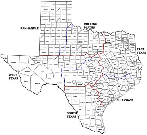 texas city county map texas counties map with cities 5000 in population search maps