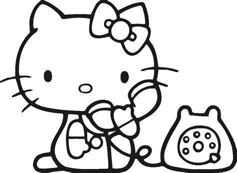 lulu kitty coloring pages do wydruku kolorowanka hello kitty nr 4 dla dzieci