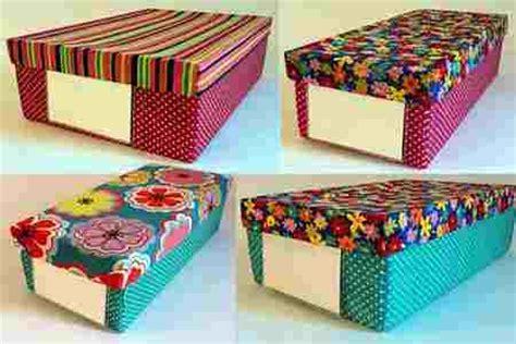 como decorar cajas de carton zapatos ideas s 250 per pr 225 cticas para reciclar cajas de zapatos 2019