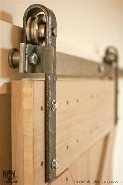 Hammered Barn Door Hardware Barn Door And Hardware